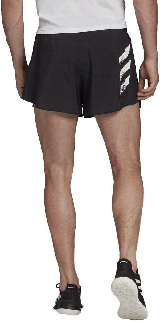 adidas Speed Split Shorts Men blackwhite